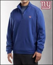 Half Zip NFL Team Pullovers