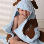 Baby Boy's Towel &