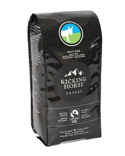Kicking Horse Half Ass Coffee