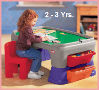 Little                   Tikes Play Tables